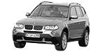 Oryginalne części samochodowe do BMW Seria X3 E83N SAV