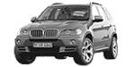 Oryginalne części samochodowe do BMW Seria X5 E70 SAV