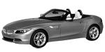 Oryginalne części samochodowe do BMW Seria Z4 E89 Roadster