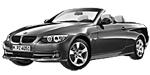 Oryginalne części samochodowe do BMW Seria 3' E93N Cabrio