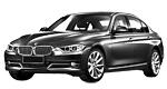 Oryginalne części samochodowe do BMW Seria 3' F35 Limousine
