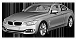 Oryginalne części samochodowe do BMW Seria 4' F32 Coupé