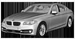 Oryginalne części samochodowe do BMW Seria 5' F10N Limousine