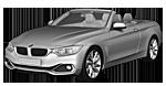 Oryginalne części samochodowe do BMW Seria 4' F33 Cabrio