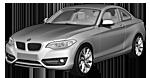 Oryginalne części samochodowe do BMW Seria 2' F22 Coupé