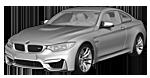 Oryginalne części samochodowe do BMW Seria 4' F82 Coupé