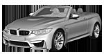 Oryginalne części samochodowe do BMW Seria 4' F83 Cabrio