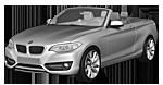 Oryginalne części samochodowe do BMW Seria 2' F23 Cabrio