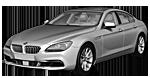 Oryginalne części samochodowe do BMW Seria 6' F06N Gran Coupé
