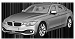 Oryginalne części samochodowe do BMW Seria 4' F36 Gran Coupé