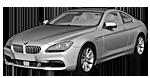 Oryginalne części samochodowe do BMW Seria 6' F13N Coupé
