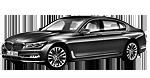 Oryginalne części samochodowe do BMW Seria 7' G12 Limousine