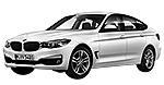 Oryginalne części samochodowe do BMW Seria 3' F34N Gran Turismo