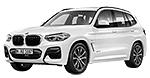 Oryginalne części samochodowe do BMW Seria X3 G01 SAV