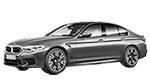 Oryginalne części samochodowe do BMW Seria 5' F90 Limousine