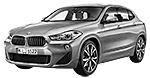 Oryginalne części samochodowe do BMW Seria X2 F39 SAC
