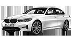 Oryginalne części samochodowe do BMW Seria 3' G20 Limousine